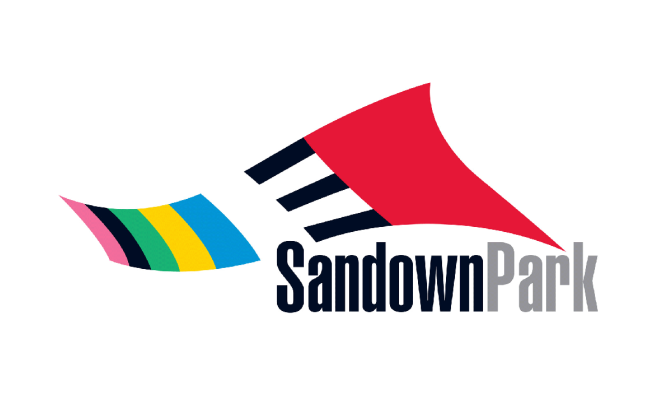 Sandown Logo 2008 copyfeature