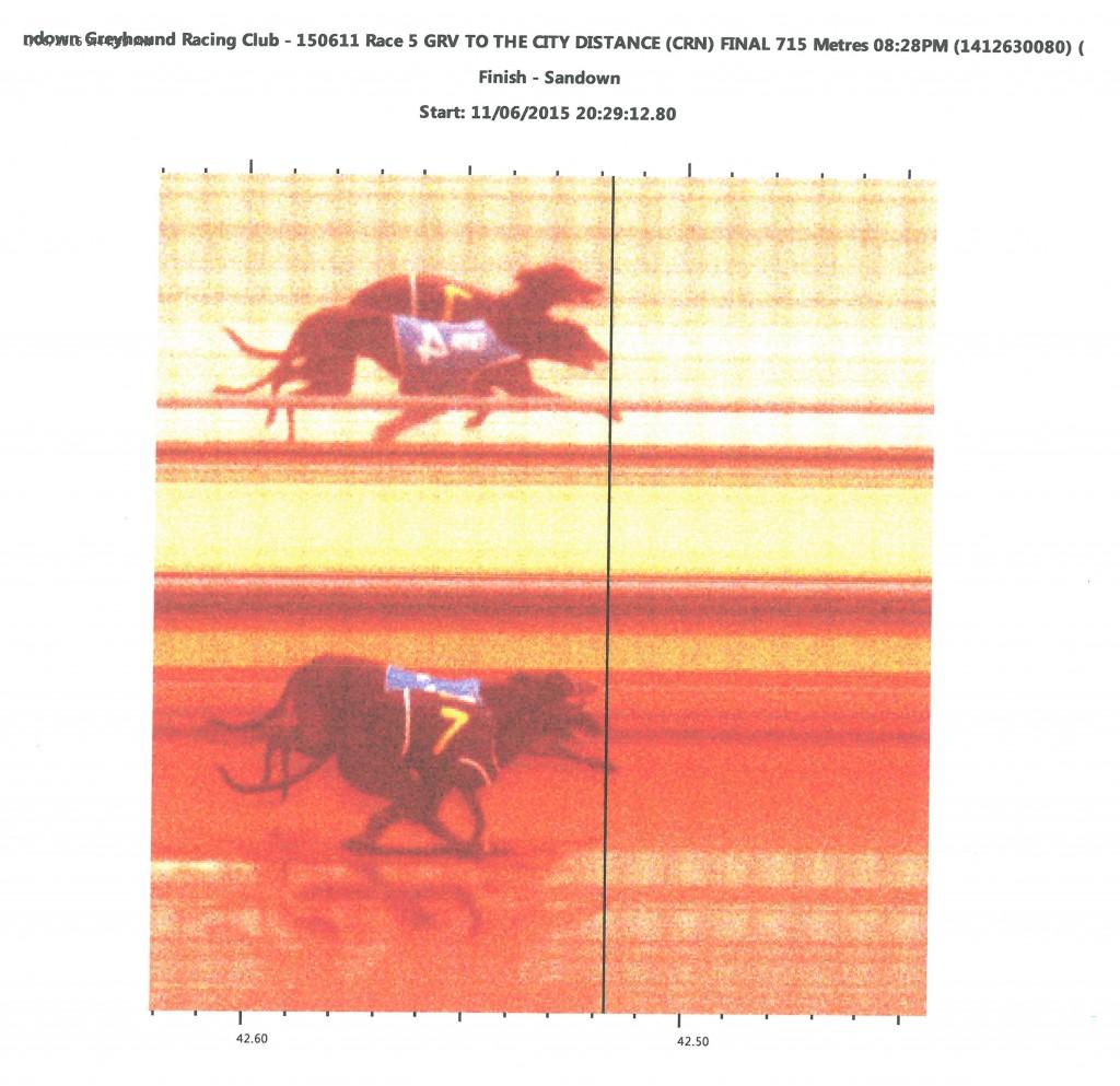 20150611 - Sandown race 5