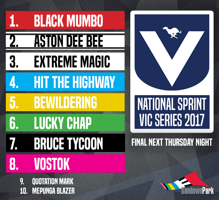 0015 Vic sprint box draw