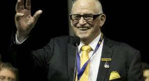 Geoff Dawson named club's inaugural Patron