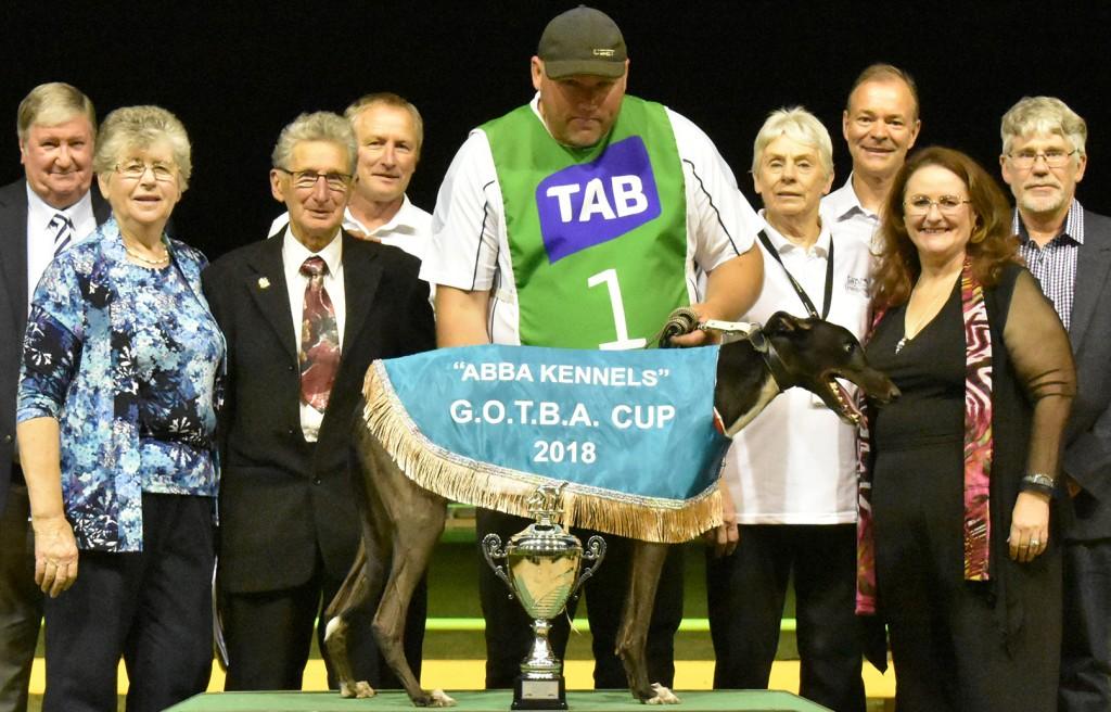 Chief's Sidekick wins GOTBA Cup