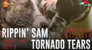 Rippin' Sam vs Tornado Tears, IT'S ON!
